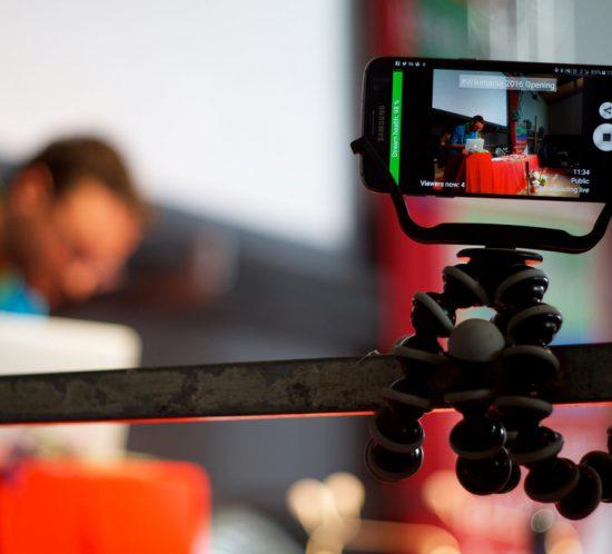 ¿Cómo transmitir eventos en directo gratis?