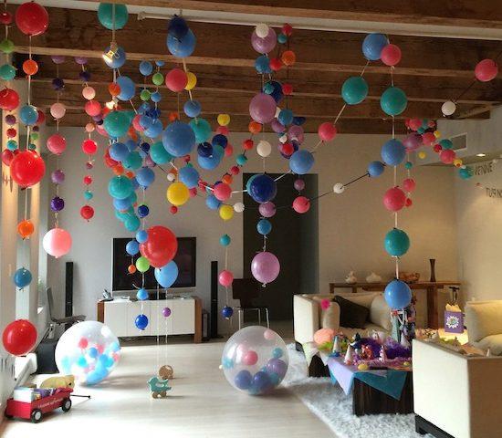 Las mejores ideas para organizar un cumpleaños infantil sin salir de casa